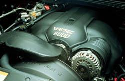 2001 GMC Sierra C3 Vortec 6000 engine