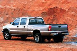 2001 Chevy Silverado HD 3500