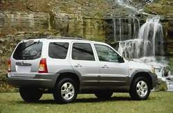 Test Drive: 2001 Mazda Tribute car test drives mazda