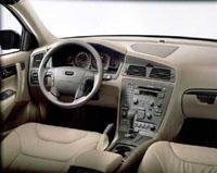 2001 volvo V70 Interior