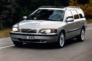 2001 Volvo V70 Wagon