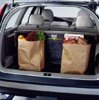 2001 Volvo V70 Groceries