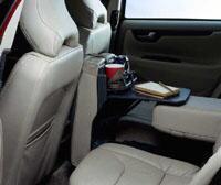 2001 Volvo V70 rear table