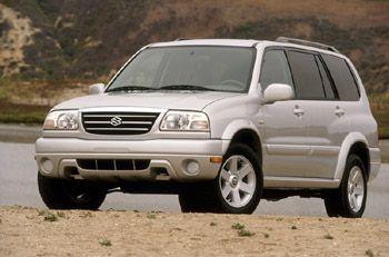 Test Drive: 2001 Suzuki XL-7 - Autos ca