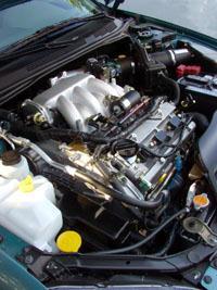 2002 Nissan Altima 3.5 litre V6