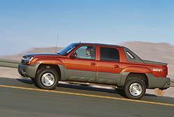 2002 Chevrolet Avalanche 1500 Z71