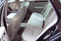2002 Mercedes-Benz C320 Wagon