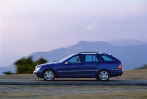 2002 Mercedes-Benz C320 Wagon Sport