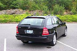 2002 Mercedes-Benz C320 Wagon