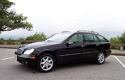 test drive 2002 mercedes benz c320 wagon. Black Bedroom Furniture Sets. Home Design Ideas