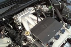 2.4 litre in-line four-cylinder
