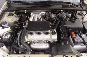 2002 Toyota Camry XLE 3.0 V6