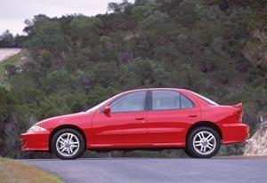 2002 Chevrolet Cavalier LS sedan