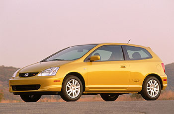2002 Honda Civic SiR