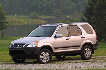 Test Drive: 2002 Honda CR-V - Autos.ca