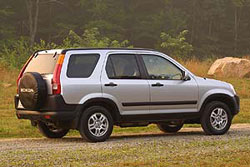 Used Vehicle Review: Honda CR V, 2002 2006  used car reviews honda