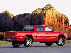 2002 Dodge Dakota Quad Cab 4X4