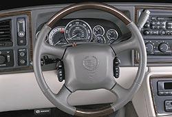 2002 Cadillac Excalade EXT