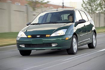 Test Drive: 2002 Ford Focus ZX5 ford