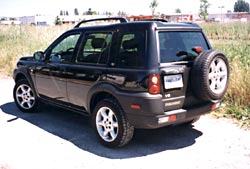 Used Vehicle Review: Land Rover Freelander, 2002 2005 landrover used car reviews