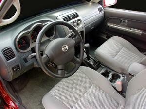 2002 Nissan Frontier Crew Cab SC 4X4