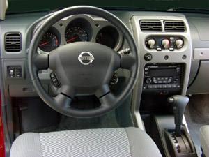 Test Drive 2002 Nissan Frontier Crew Cab Sc 4x4 Autos Ca