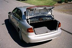 2002 Subaru Legacy Special Edition