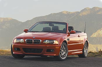 Test Drive: 2002 BMW M3 SMG convertible  car test drives bmw