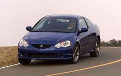 First Drive: 2002 Acura RSX first drives acura