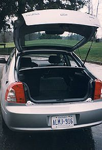 2002 Kia Spectra