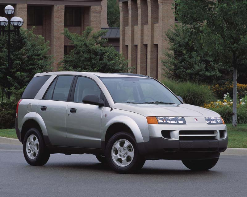 used vehicle review saturn vue 2002 2006. Black Bedroom Furniture Sets. Home Design Ideas