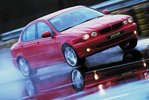 2002 Jaguar X-Type Sport Package