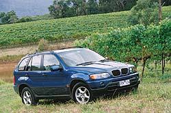2003 BMW X5 3.0