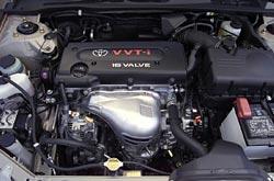 2003 Toyota Camry SE 2.4 Litre