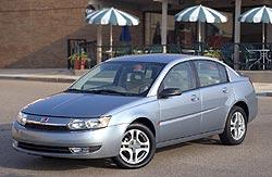 2003 Saturn Ion sedan