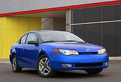 2003 Saturn Ion coupe