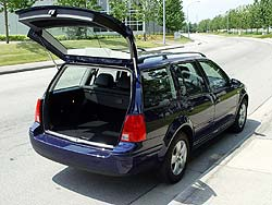 2003 Volkswagen Jetta TDI Wagon GLS