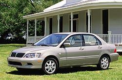 2003 Mitsubishi LS