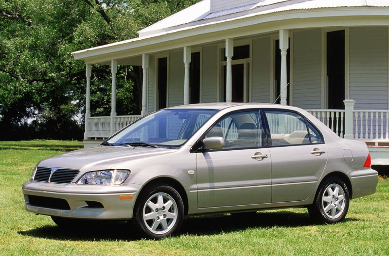 Used Vehicle Review Mitsubishi Lancer 2003 2006 Autos Ca