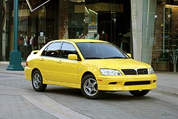 2003 Mitsubishi Lancer OZ Rally