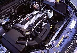 2003 Saturn L-Series 2.2 liter Ecotec DOHC inline 4