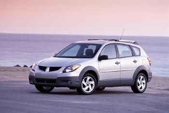 2003 Pontiac Vibe GT
