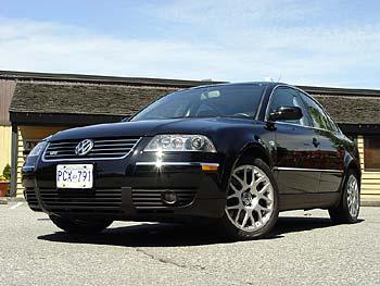 2003 Volkswagen Passat W8