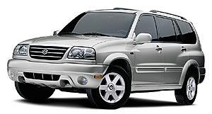 test drive 2003 suzuki xl 7 jlx autos ca autos ca