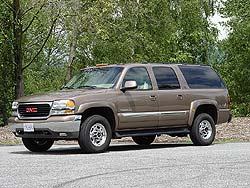 2003 GMC Yukon XL 2500 SLT 4X4 with Quadrasteer