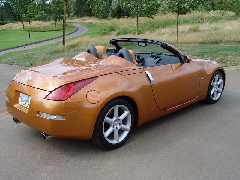 Used Vehicle Review: Nissan 350Z, 2003-2008 - Autos.ca