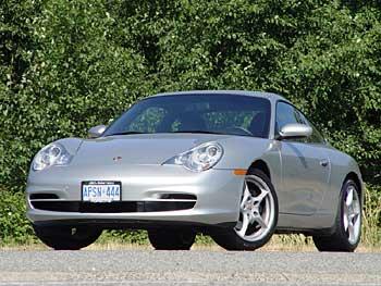 2004 Porsche 911 Carrera 2 Tiptronic