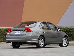 2004 Honda Civic Si Sedan