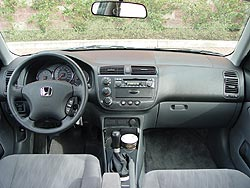 2004 civic si review