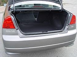 Test Drive: 2004 Honda Civic Si Sedan car test drives honda